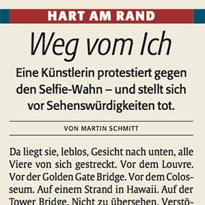 STEFDIES Press Rheinpfalz am Sonntag